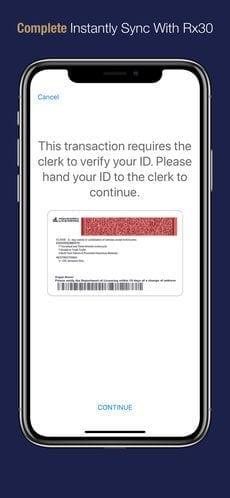 Rx30 Signature ID